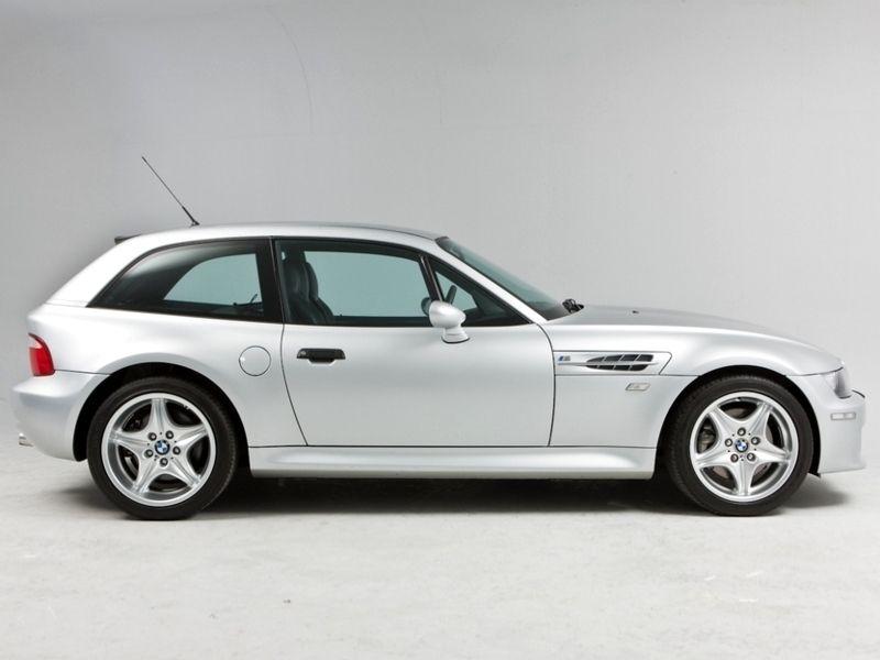 Bmw Z3 M Coupe E36 7 3 2 325 Hp